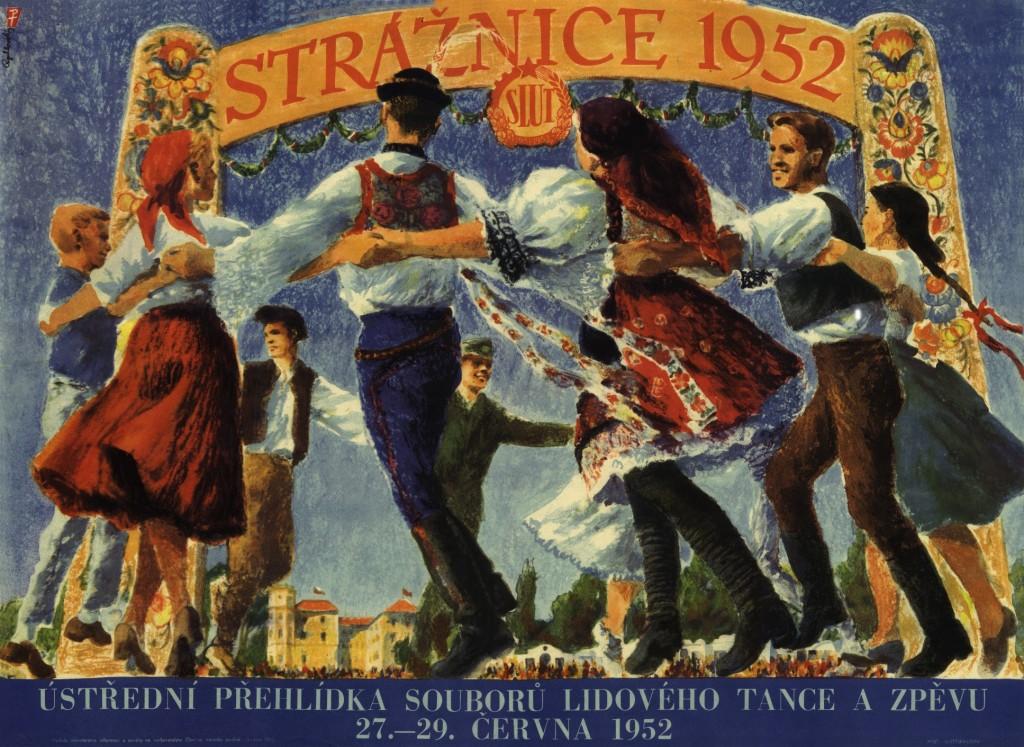 Plakát MFF 1952