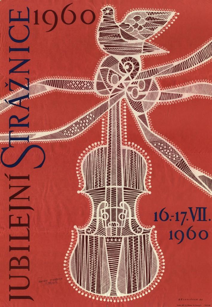 Plakát MFF 1960