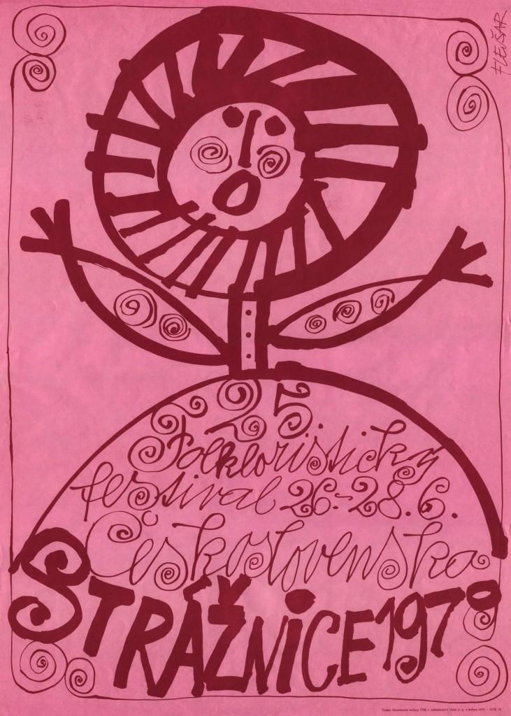Plakát MFF 1970
