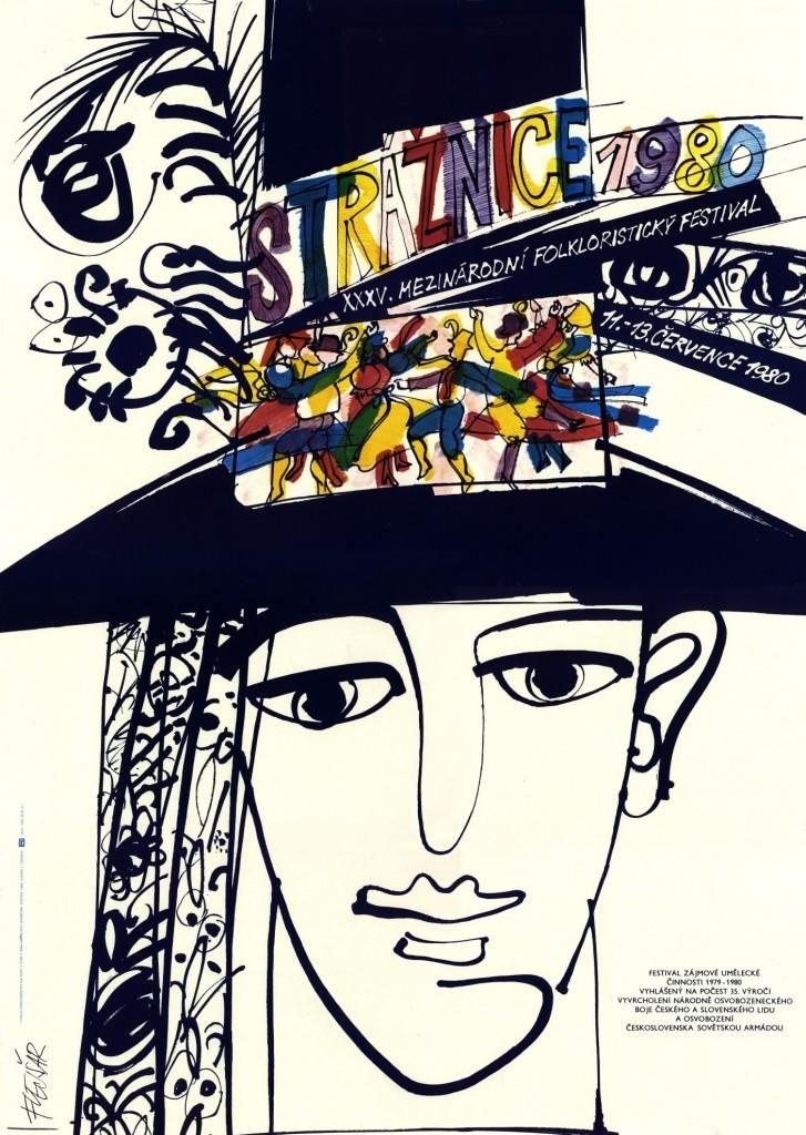 Plakát MFF 1980