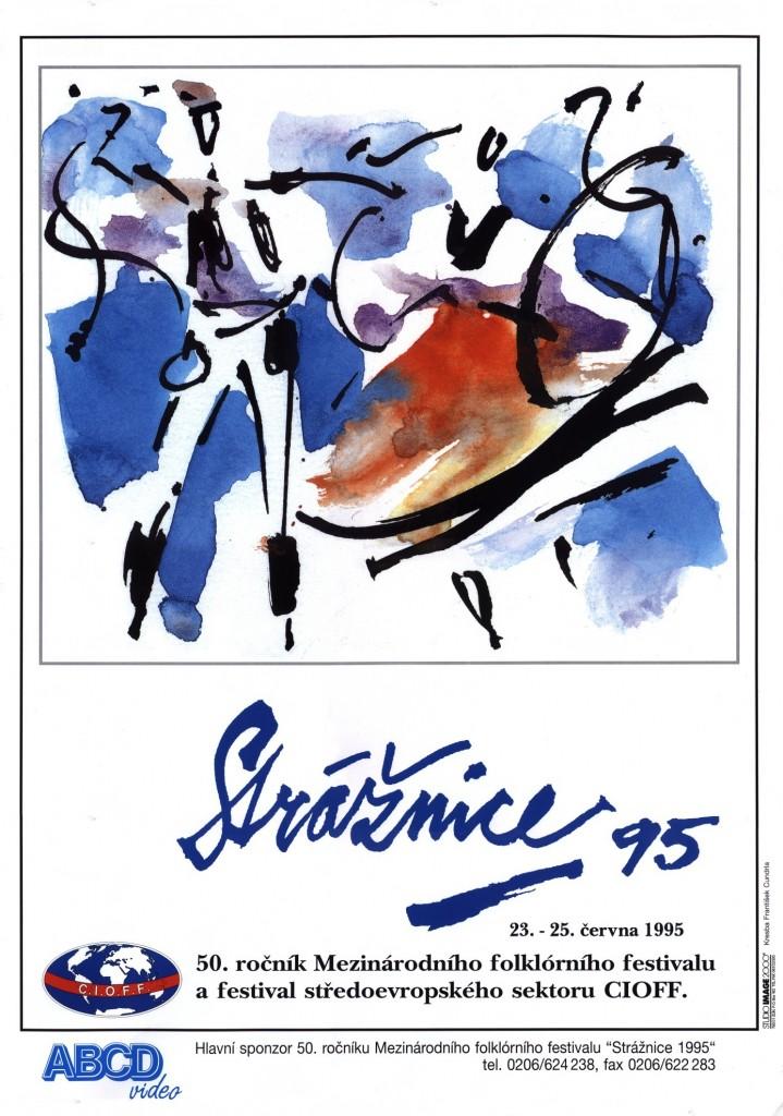 Plakát MFF 1995