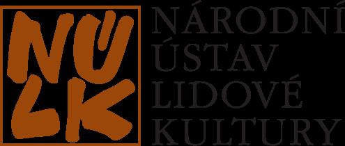 Národní ústav lidové kultury - logo